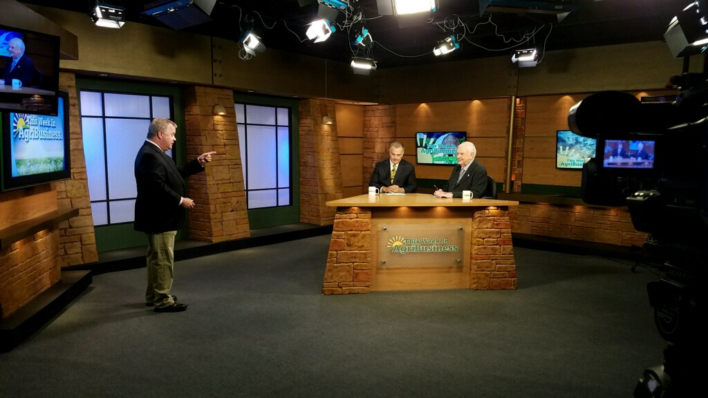 This Week In Agribusiness Nationally Broadcasted Weekly News Program